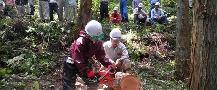 森のアカデミー 自伐林家養成塾